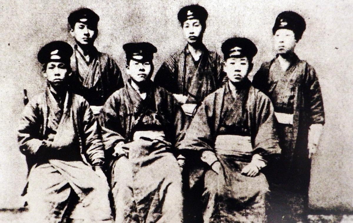 私立会津中学校生徒